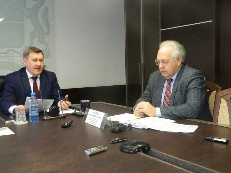 Департамент промышленности мэрии Новосибирска реорганизуют или ликвидируют
