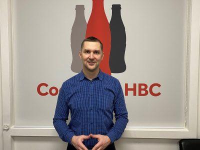 Завод Coca-Cola HBC Россия в Новосибирске возглавил Алексей Костин