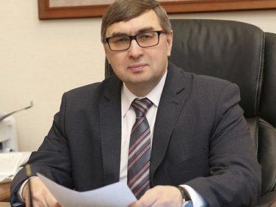 Евгений Лещенко получил новый статус в правительстве Новосибирской области