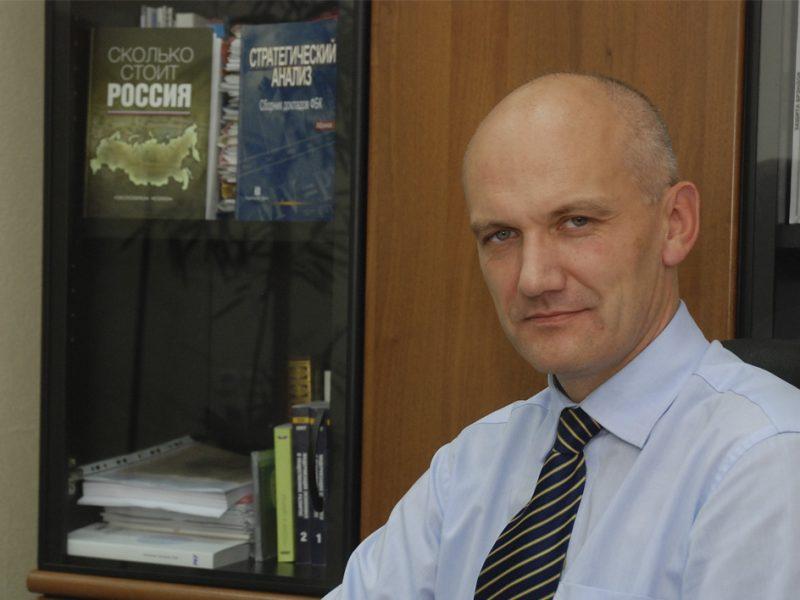 Ведущий спикер-эксперт Игорь Николаев, доктор экономических наук, директор Института стратегического анализа компании «Финансовые и бухгалтерские консультанты»