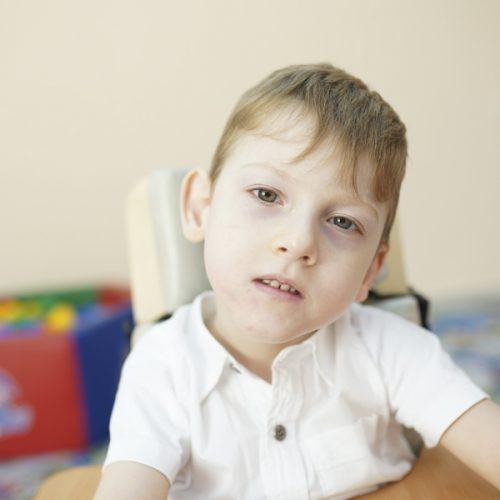 Русфонд собирает деньги на лечение малышу с ДЦП