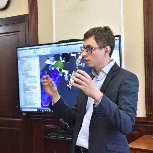 Для СКИФа построили информационную модель