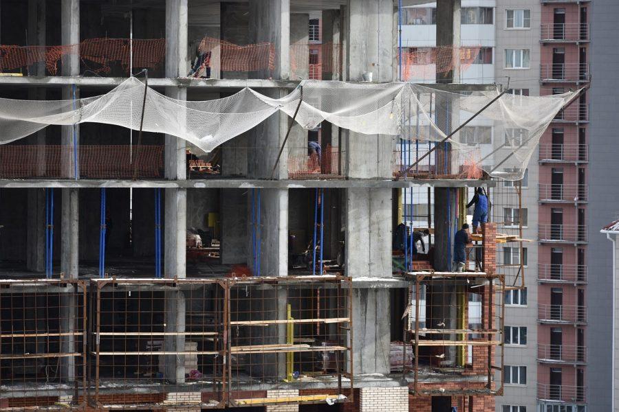 Инфляция и господдержка дали отрицательную ставку по ипотеке