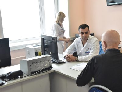 Из-за пандемии темпы диспансеризации в Новосибирске снизились в два раза