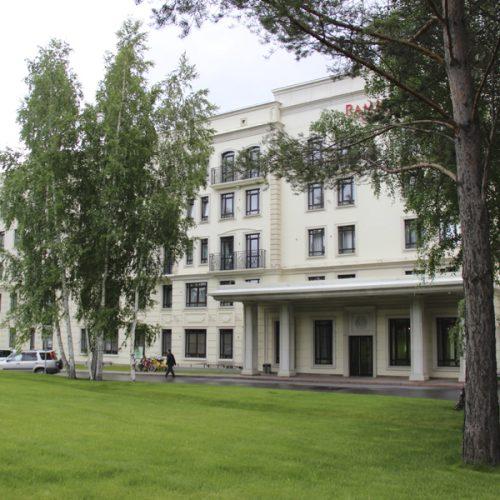 Сибирские города в Топ-20 самых перспективных для гостиничного бизнеса