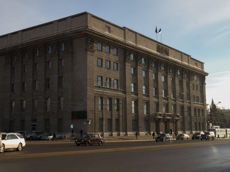 Генплан Новосибирска передали на рассмотрение депутатам