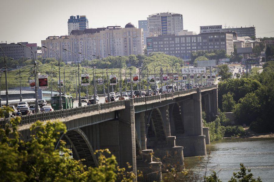 Проектную документацию для ремонта октябрьского моста разработает «Трансстройпроект»