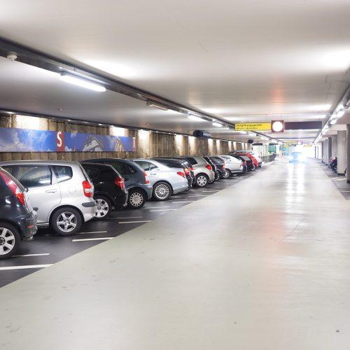 34 подземные автостоянки введены в эксплуатацию в Новосибирске в 2020 году