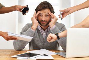 «Стрессоустойчивость директора как проверка бизнеса на прочность»