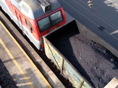 Погрузка угля в Новосибирской области в январе выросла на 14%