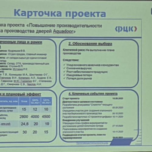 Новосибирская компания «Вармекс» увеличила производство дверей на 50%