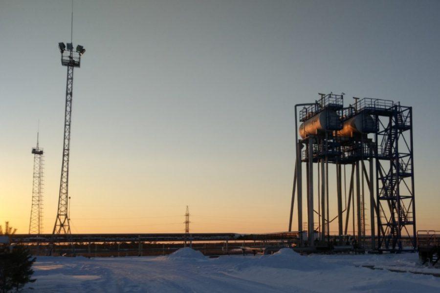 В 2020 году в Новосибирской области добыли 80 тысяч тонн нефти