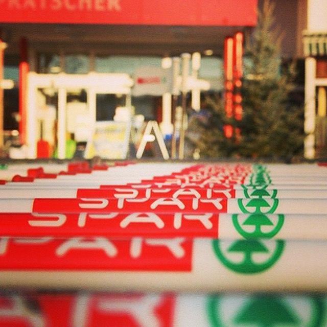 В Новосибирске открылся первый супермаркет сети Spar