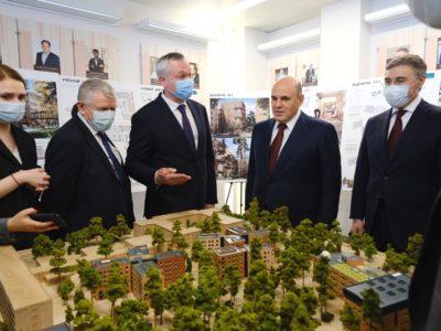 Федеральный бюджет профинансирует строительство новых корпусов НГУ