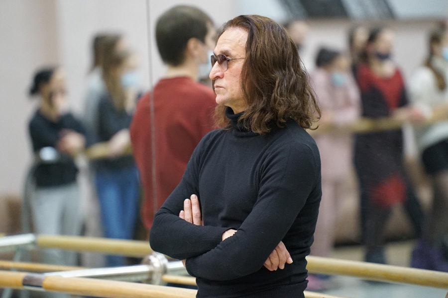 Балетную труппу НОВАТа возглавил Фарух Рузиматов