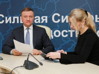 Дмитрий Савельев заявился на праймериз «Единой России»