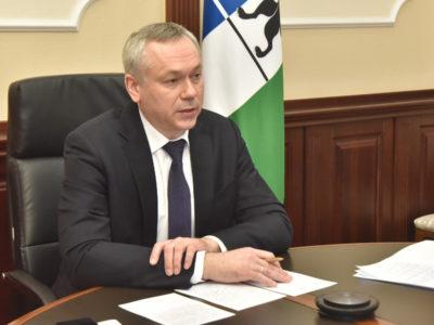 Андрей Травников занял 32 место в рейтинге влияния глав регионов