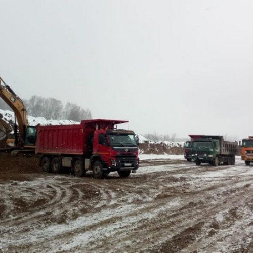 Аукцион на строительство участка Восточного обхода объявлен в Новосибирске