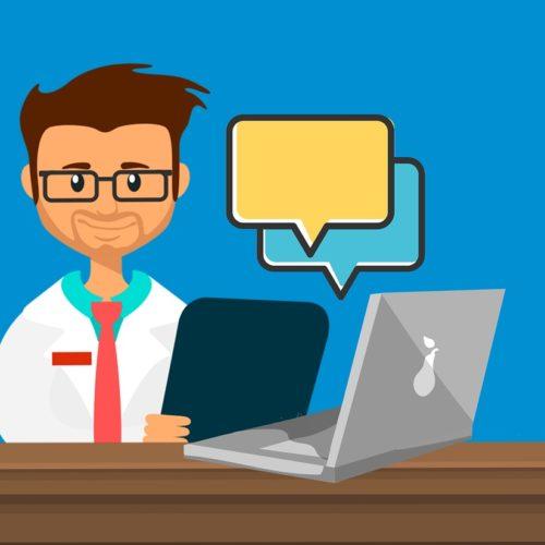 Новосибирцы стали чаще обращаться к удаленным телемедицинским консультациям