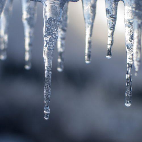 В Новосибирск идет потепление до 0°С