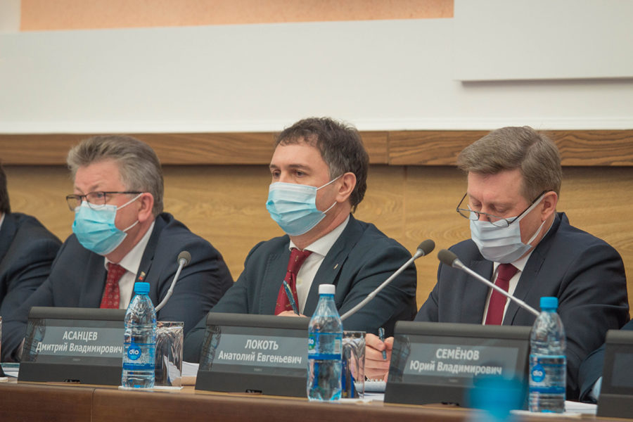 Горсовет Новосибирска не согласился снизить планку легитимности фракций