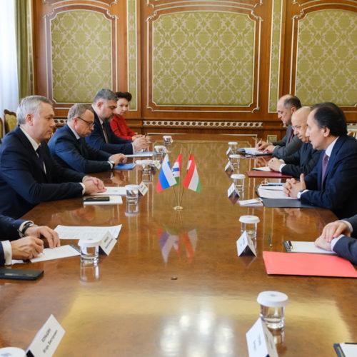 Новый консул Республики Таджикистан назначен в Новосибирске
