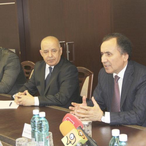 Посольство Таджикистана ищет место для строительства национального центра в Новосибирске
