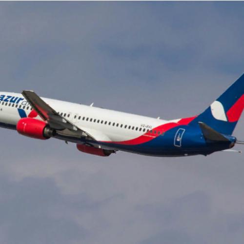 AZUR air с 21 марта возобновляет прямые рейсы в Стамбул из Новосибирска