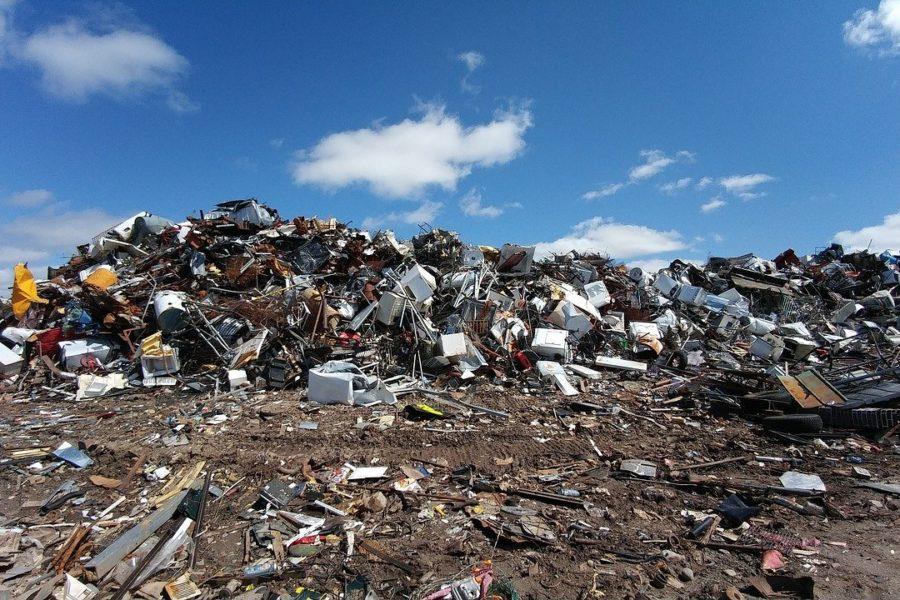 Прокуратура нашла в Новосибирском районе крупную незаконную свалку