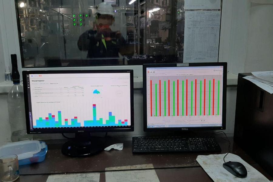 Разработка резидента Академпарка заинтересовала стекольные заводы СНГ