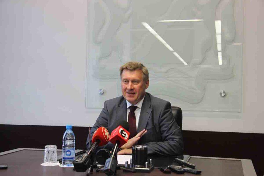 Мэр Новосибирска займется мобилизацией