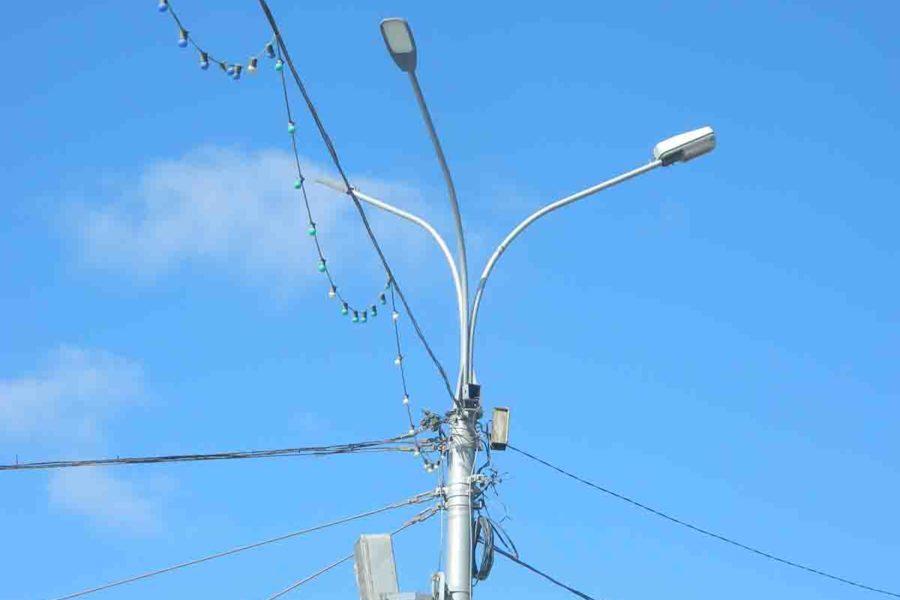 В Новосибирске модернизируют десятки тысяч светильников