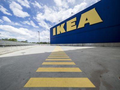 Магазины IKEA перейдут на солнечную энергию