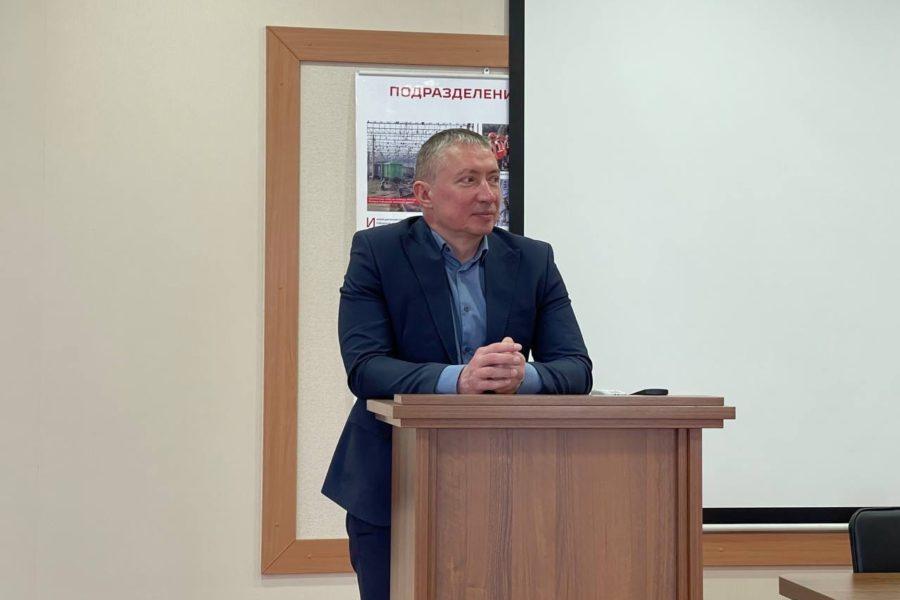 Глава Первомайского района ушел в большую политику