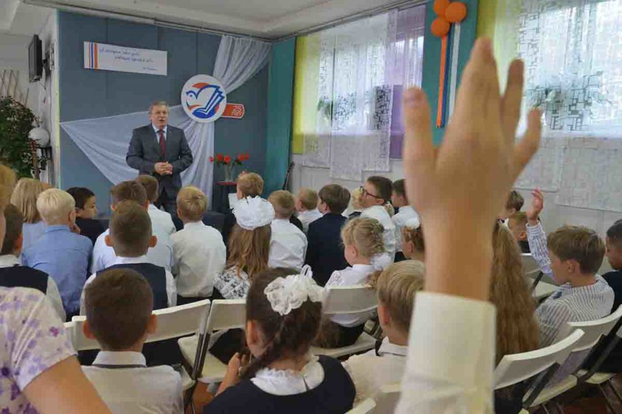 Концессия по «Новой школе» получила вторую жизнь