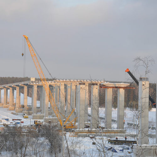 «Сибуправтодор» рассчитывает завтра заключить госконтракт на Восточный обход