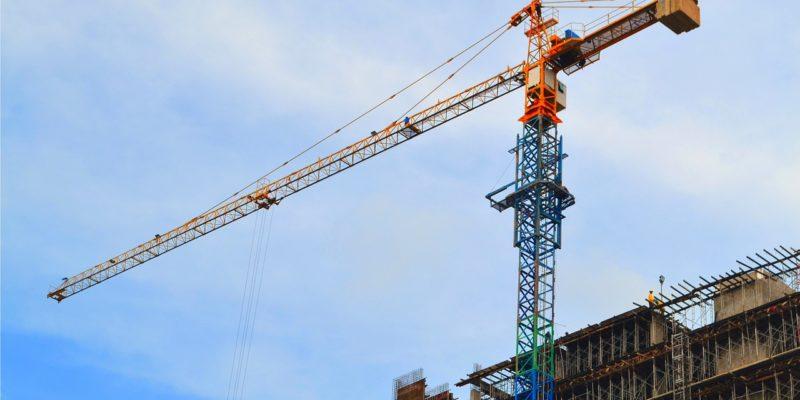Объём выполненных строительных работ в Сибири за квартал увеличился почти на 15%