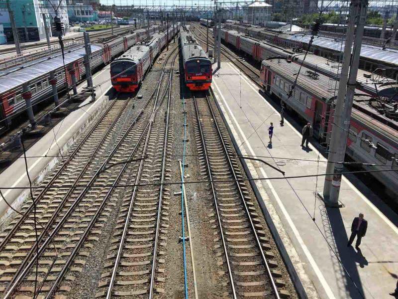 Для «Городской электрички» потребовался железнодорожный мост через Обь
