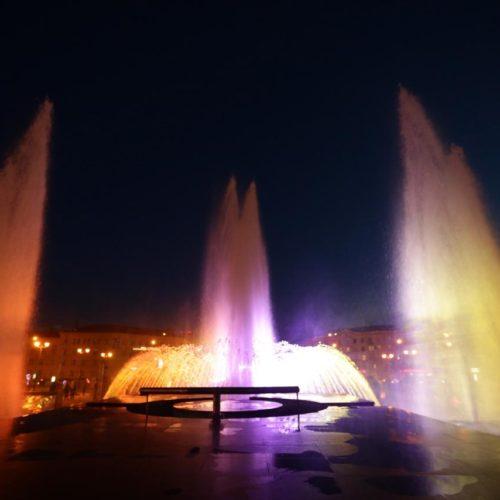 На площади Лыщинского появится световой фонтан