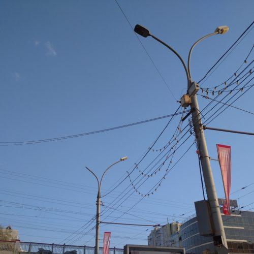 Мэрия Новосибирска выберет подрядчика для энергоэффективного освещения города