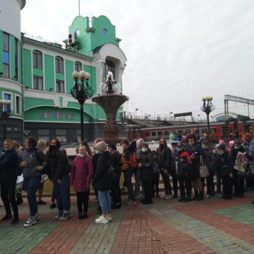 Внутренний туризм: «Патриотический экспресс» для школьников