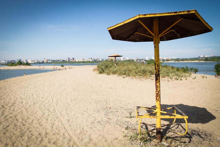 Историю с Бугринским пляжем участники обещают прокомментировать на следующей неделе