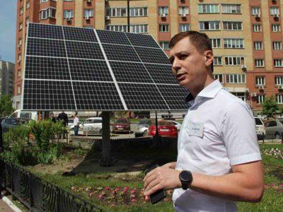Новосибирский бизнес оценивает инвестиции в солнечную энергетику