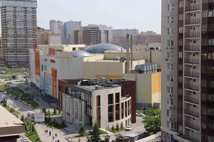 Объемы текущего строительства в Новосибирской области снизились на 1 млн кв. м