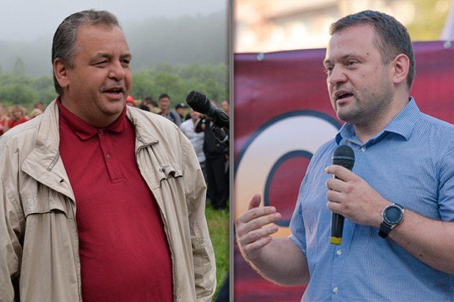 Лидер новосибирских навальнистов «впрягается» за лидера коммунистов